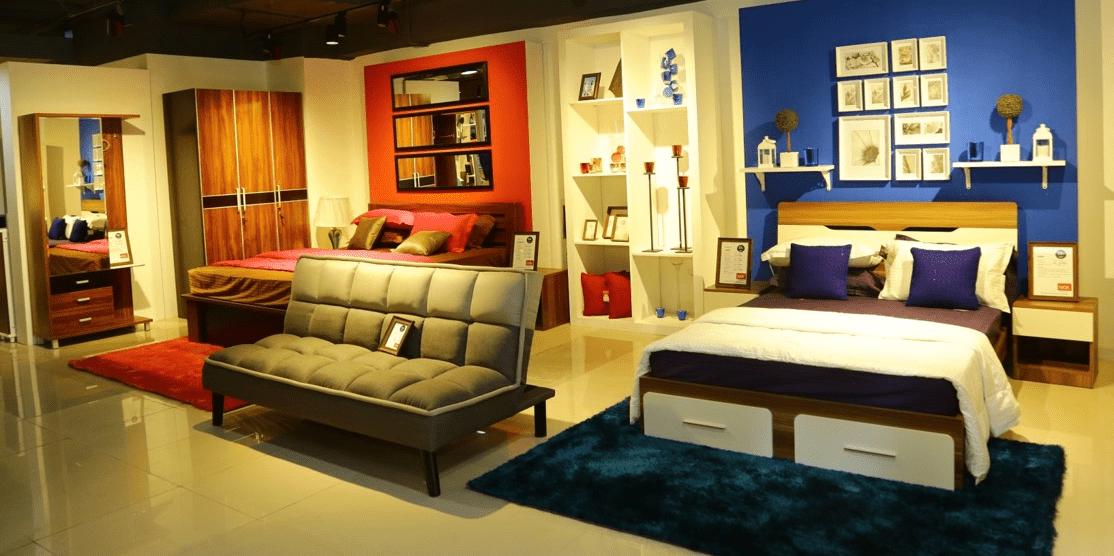 Evok Furniture Store Ghaziabad