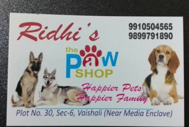 Ridhis the Paw Shop