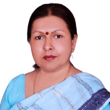 Dr Manju shiwach MLA Modinagar