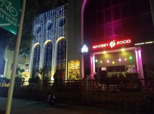 Mystery of Food Ghaziabad