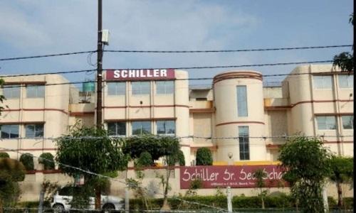 Schiller Institute Sr. Sec. School Ghaziabad