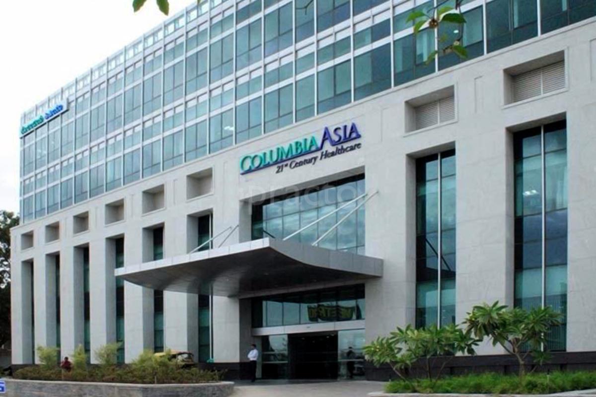 Columbia Asia Hospital Ghaziabad