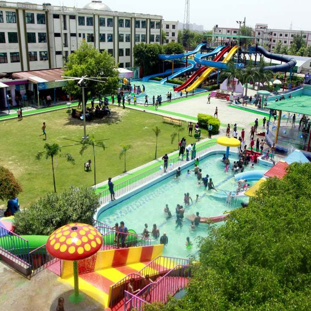 Drizzling Land Water and Amusement Park Ghaziabad