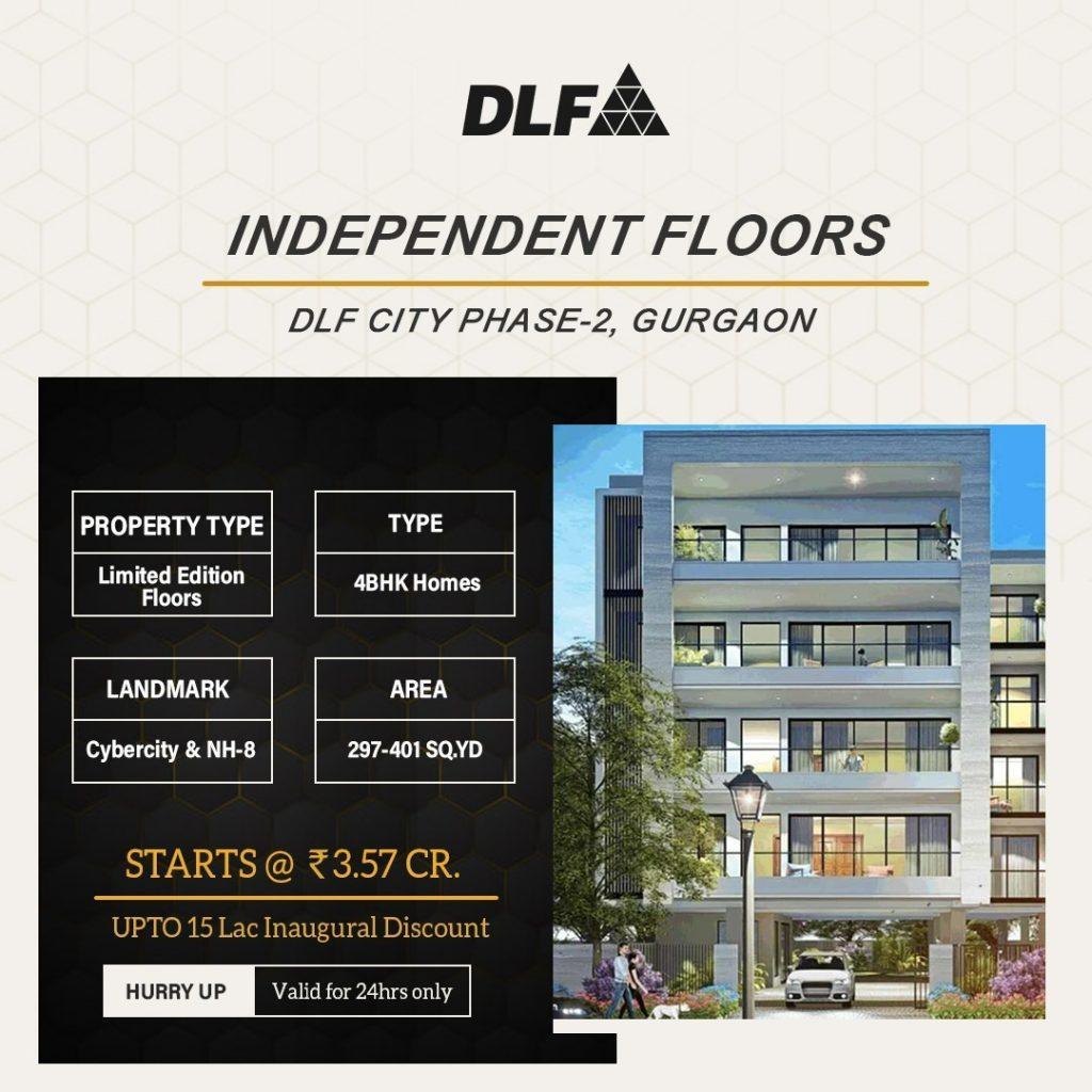 DLF Independent Floors Phase 2 Gurgaon