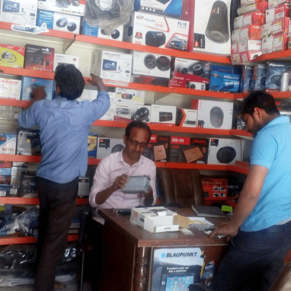 CAR LOVE (Car Repairing and Accessories shop) – We make customers , not profit.